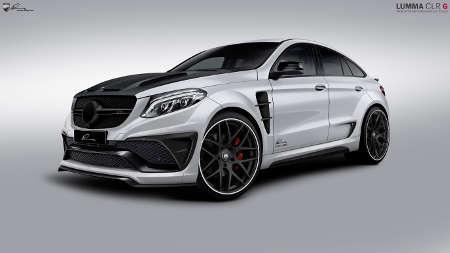 Lumma CLR G 800 Mercedes GLE Coupé