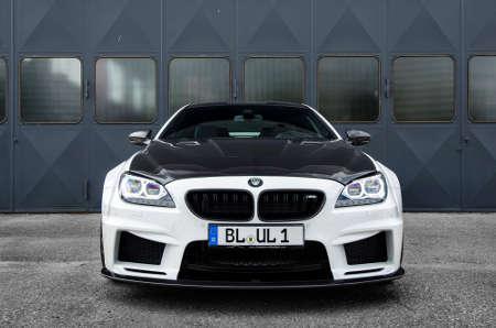 Lumma BMW M6 F12/F13 2013
