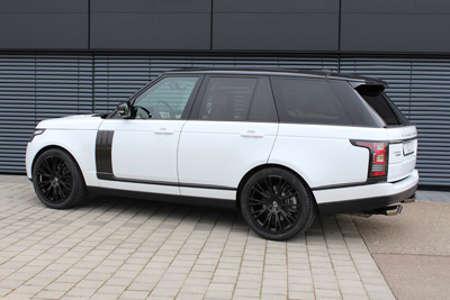 Range Rover MK IV by Lumma Design