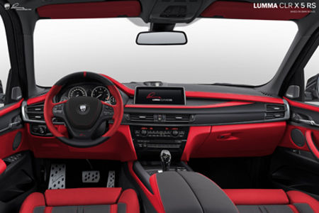 Lumma BMW X5 III 2013