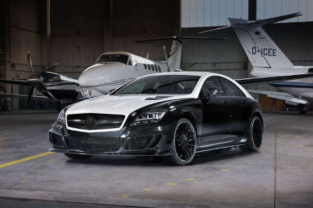 Mansory CLS 63 AMG