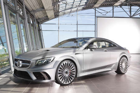 Mercedes-Benz S 63 AMG by Mansory Design