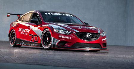 Mazda6 Racecar