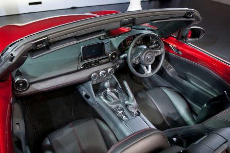 Mazda MX-5 IV 2015