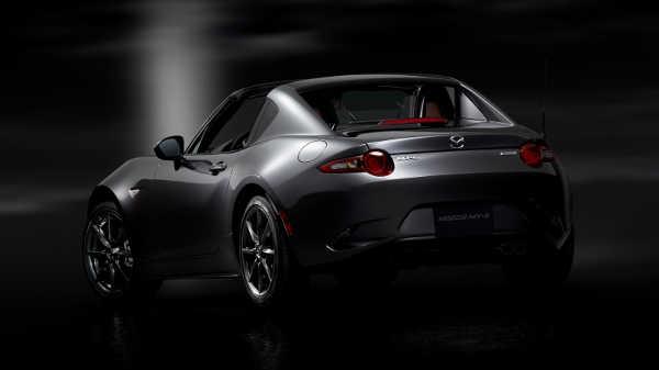 Mazda MX-5 RF 2016