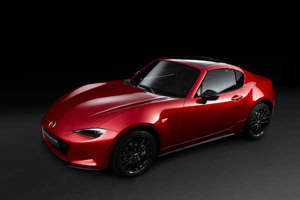 mazda mx 5 rf ignition sondermodell zum start motormaxime de. Black Bedroom Furniture Sets. Home Design Ideas