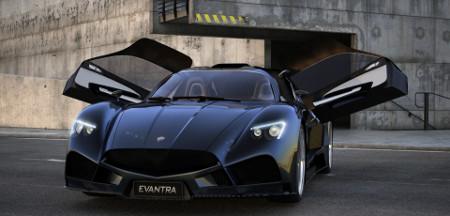 Mazzanti F&M Evantra V8
