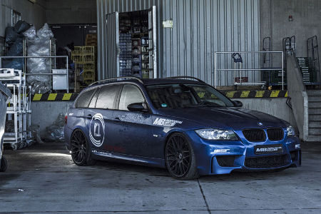 BMW 335i Touring by MB Individual Cars