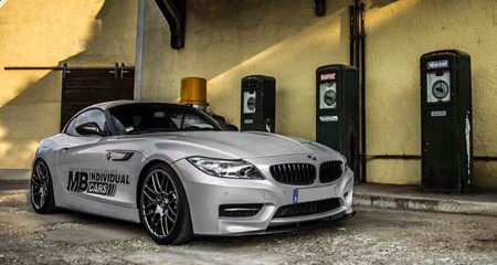 BMW Z4 E89 by MB Individual Cars