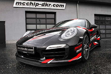 Porsche 911/991 Turbo S by mcchip-dkr