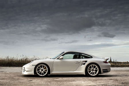 Porsche 997 Turbo S by mcchip-dkr
