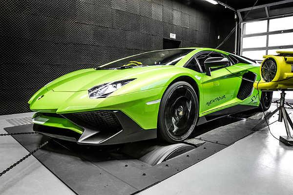 Lamborghini Aventador mcchip-dkr