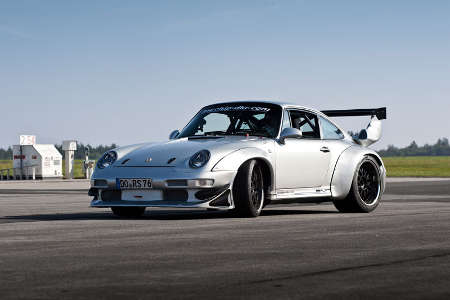Porsche 993 911 MC600 by mcchip-dkr