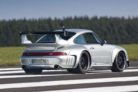 Porsche 993 911 MC600 by mcchip-dkr