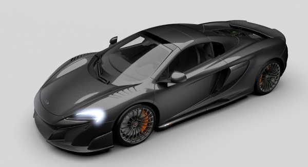 McLaren 675LT Carbon Series MSO