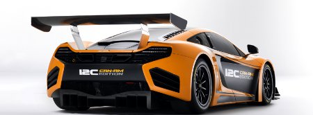 McLaren MP4-12C Can-Am Edition Racing Concept