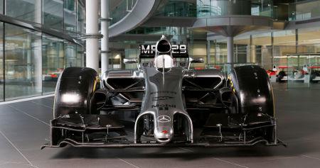 McLaren MP4-29 F1 2014