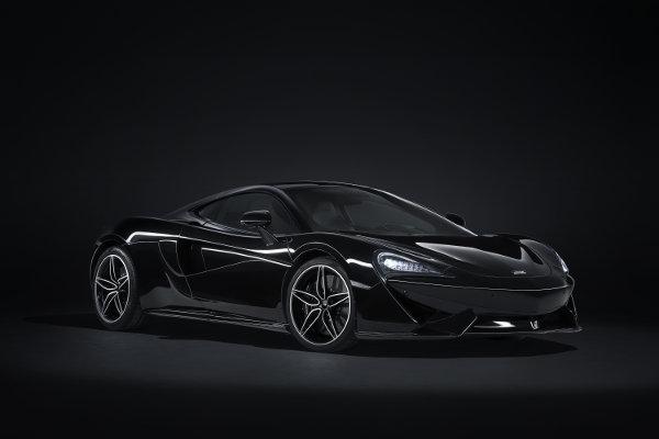 McLaren MSO 570GT Black Edition 2018