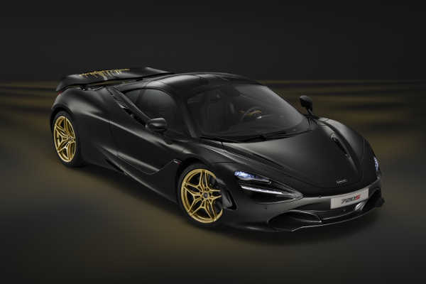 MSO McLaren 720S 2017 Dubai Motor Show