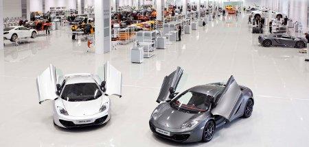 McLaren Productioncentre