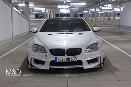 BMW 650i by M&D Exclusive