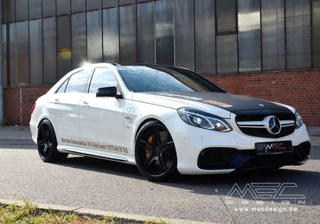 Mercedes E63 AMG by MEC Design