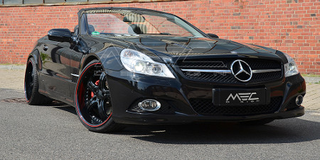 Mercedes SL 350 R230 by MEC Design