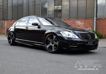 Mercedes S500 by MEC Design