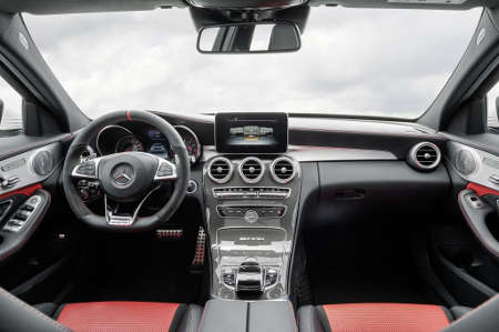 Mercedes C 63 AMG 2014