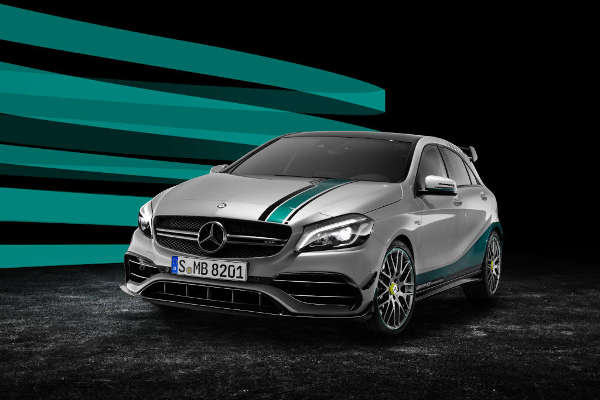 Mercedes A-Klasse Champion Edition 2015