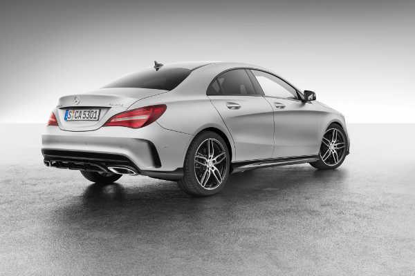 Mercedes CLA AMG-Zubehör