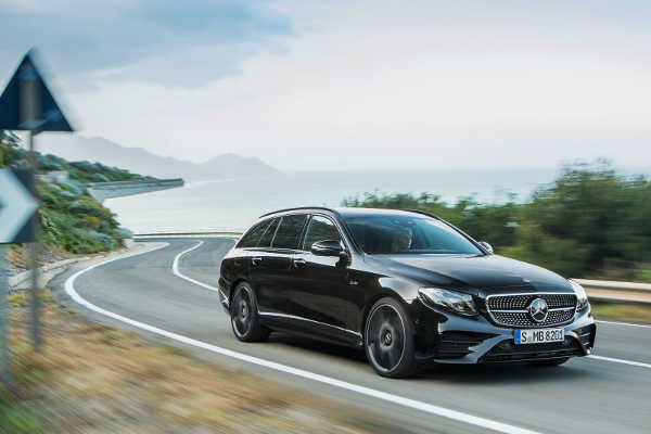 Mercedes-AMG E43 4MATIC T-Modell