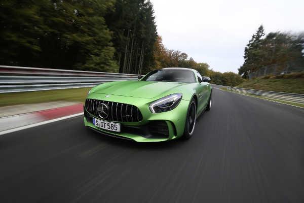 Mercedes-AMG GT R Grüne Hölle 2016