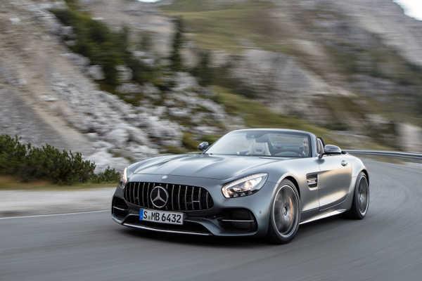 Mercedes-AMG GT Roadster 2016