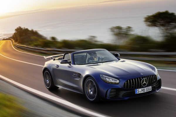 Mercedes-AMG GT R Roadster 2019