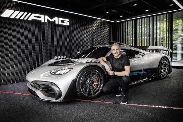 Mercedes-AMG ONE 2018