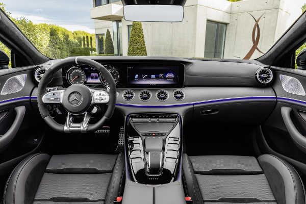 Mercedes-AMG GT 4-Türer Coupé 2018