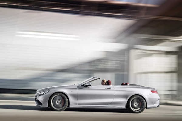 Mercedes-AMG S 63 4MATIC Cabrio Edition 130