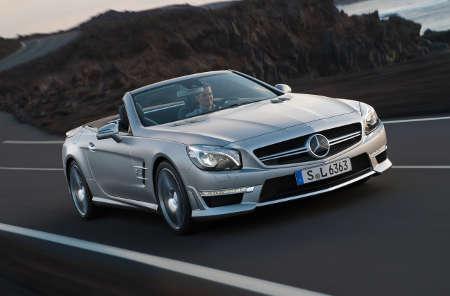 Mercedes SL-Klasse