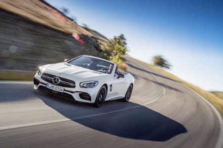 Mercedes-AMG SL 63 2016