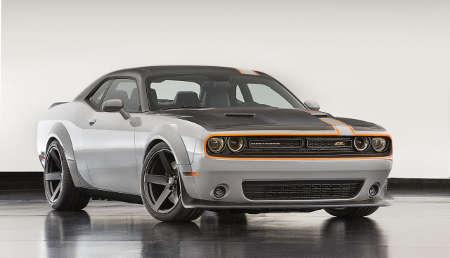Dodge Challenger GT AWD Concept by Mopar