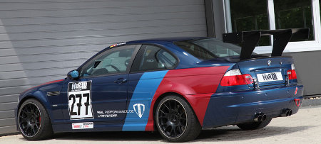 BMW M3 CSL E46 by REIL Performance