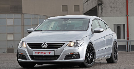 VW Passat CC by MR Car Design