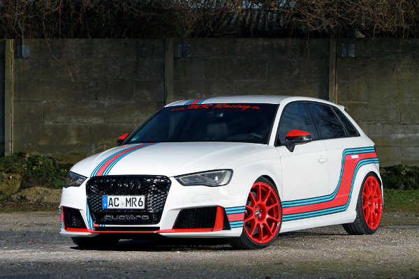 Audi RS3 by MR Racing