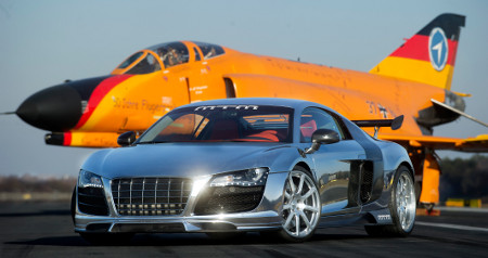 Audi MTM R8 V10 Biturbo GT