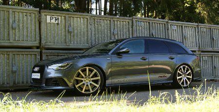 MTM Audi RS6 C7 2013