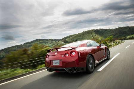 Nissan GT-R 2015