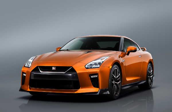 Nissan GT-R Facelift 2016
