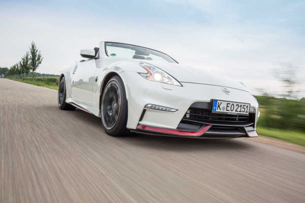 Nissan 370Z Roadster RS Edition