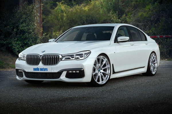 BMW 750i G11 by noelle motors